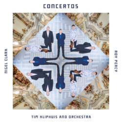 Tim Kliphuis -Concertos