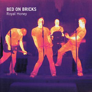 Bed on Bricks<br>Royal honey