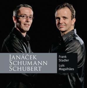 Frank Stadler  & Luis Magalhaes<br>Janacek , Schubert, Schumann