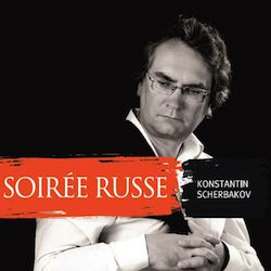 Konstantin Scherbakov<br> Soiree russe