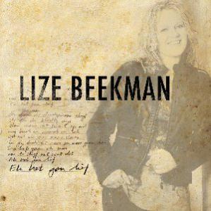 Lize Beekman<br> ek het jou lief