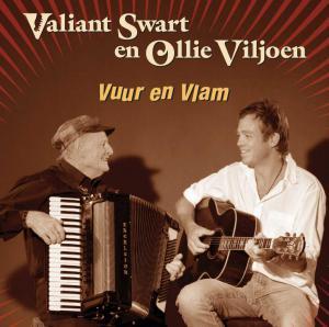 Valiant Swart  & Ollie Viljoen <br> Vuur en Vlam