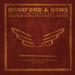 Mumford & Sons <br>Dust and Thunder Live CD