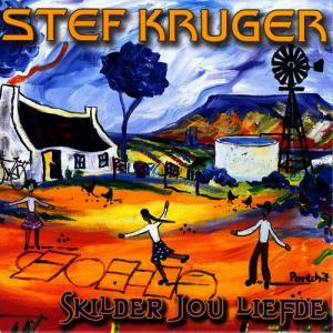 Stef Kruger<br>Skilder jou liefde